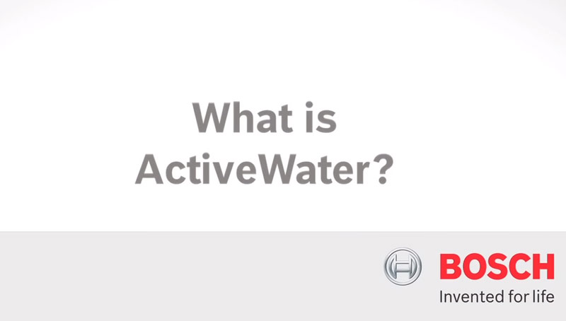 Bosch active water SMS4ECI26E