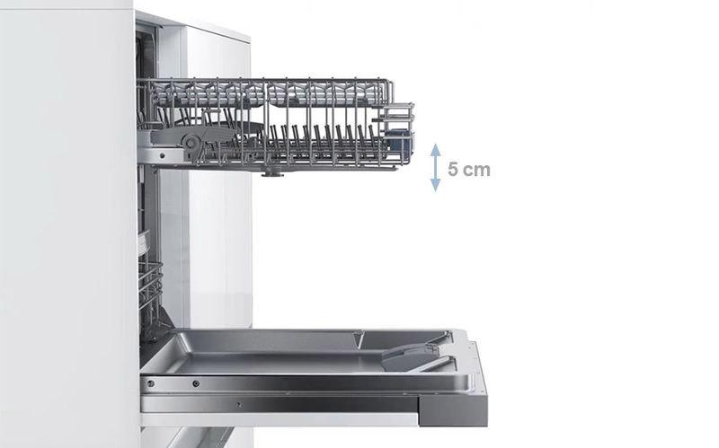 Bosch Rack matic SMS6ZCI48E