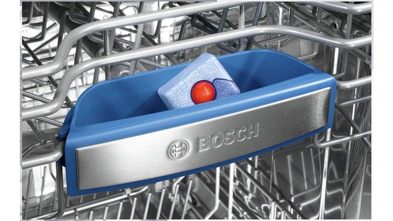 Máy rửa bát Bosch Dossge asist