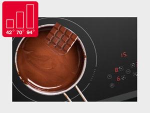 Bếp từ Hafele 3 set programme