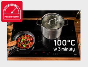 Bếp từ Hafele powerboost