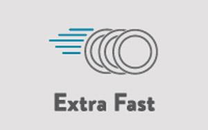 Máy rủa bát hafele ExtraFast