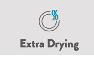 Máy rửa bát Hafele Extra Drying