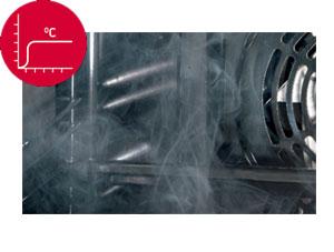 Lò nướng Hafele Steam Cleaning