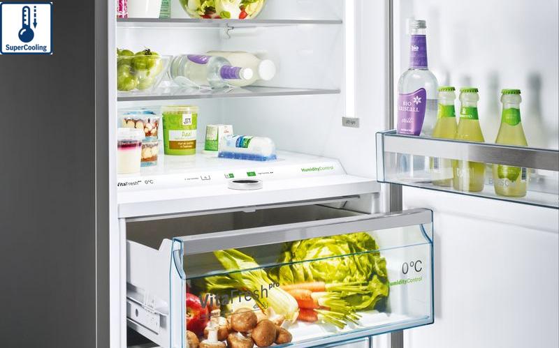 Tủ lạnh Bosch Super cooling