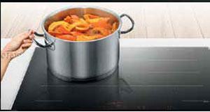 bếp từ Bosch PXE601DC1E Restart