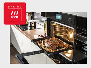 Lò nướng hafele Baking Pro system