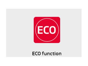 Lò nướng hafele Eco Function