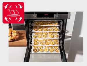 lò nướng hafele many level baking