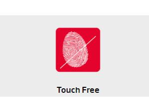 Lò nướng Hafele Touch Free