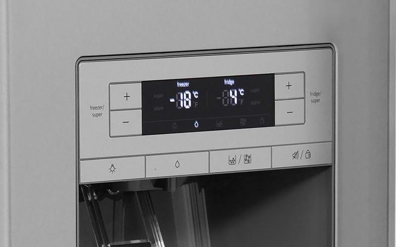 Tủ lạnh Bosch Ice Dispenser