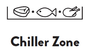 Tủ lạnh Hafele chiller Zone