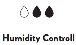 Tủ lạnh hafele Humidity Controll