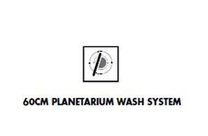 Máy rửa bát Smeg Planetarium System