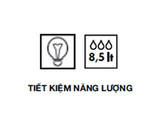 Máy rửa bát Smeg energy Save
