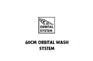 Máy rửa bát Smeg Orbital system