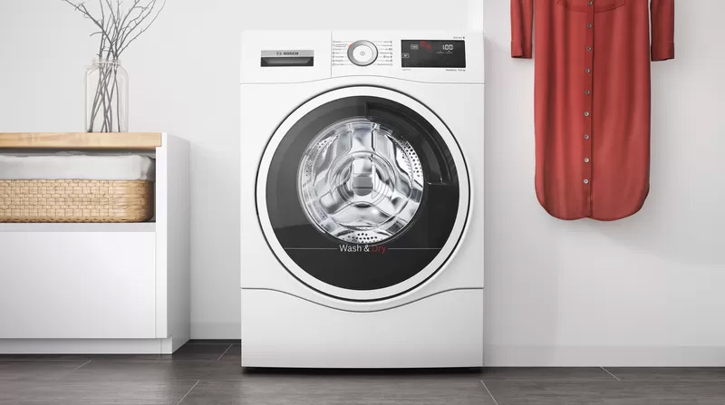 Bosch wash and dry in 60 min WNA14400SG