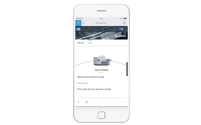 Bosch EasyStart SMS6ECW57E