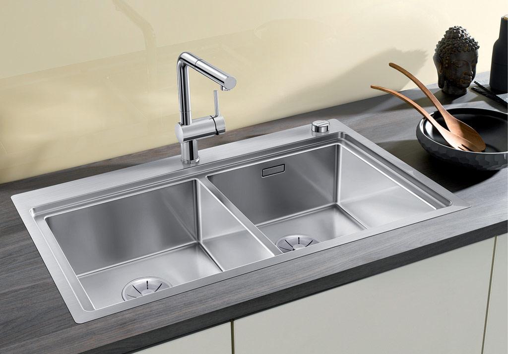 Chậu rửa bát Blanco divon II 8 IF 521663