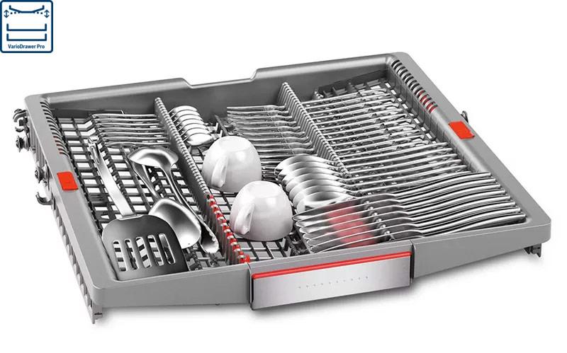 Máy rửa bát Bosch SMV8ZCX07E VarioDrawer Pro