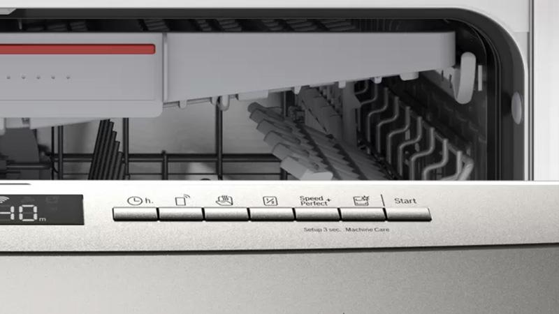 Máy rửa bát Bosch Speed Perfect + SMS6ECW57E