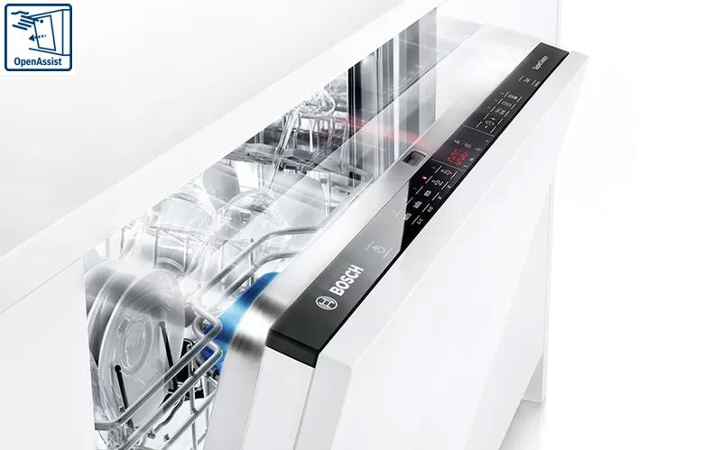 Máy rửa bát Bosch Open assist
